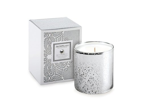 Winter Frost Boxed Candle