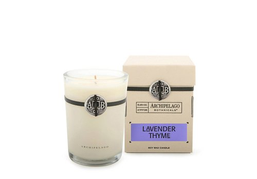 Lavender Thyme Candle in Box