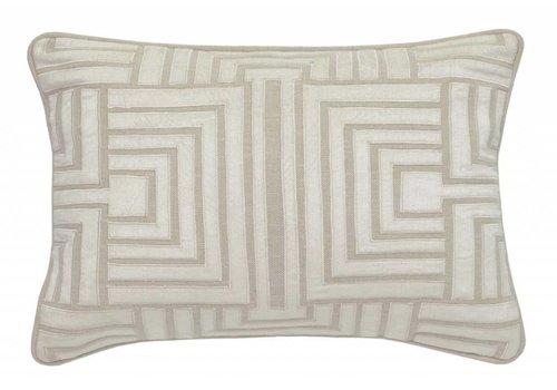 Soma Pillow 14x20 (Natural/Ivory)