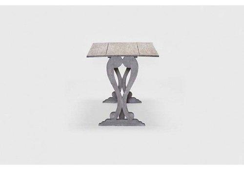 Nathalie Bi-Folding Table