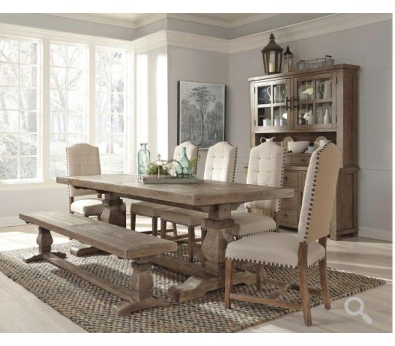 """Caleb Dining Table 94"""""""