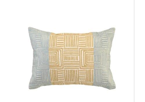 Dixon Ocre Tidal Pillow 14 x 20