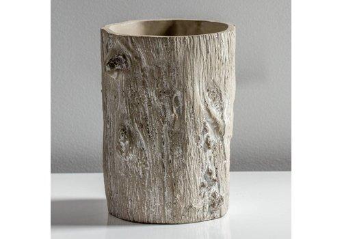 Alder Bark Vase or Chiller