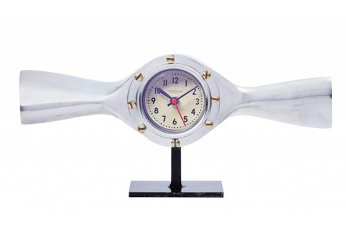 Spinner Table Clock