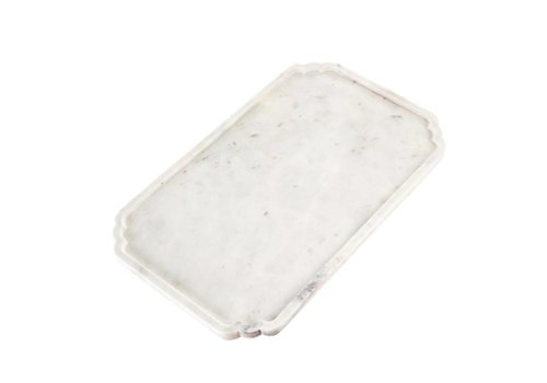 Serendipity Marble Tray, Rectangle