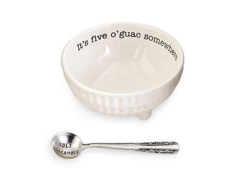 Guacamole Dip Cup Set