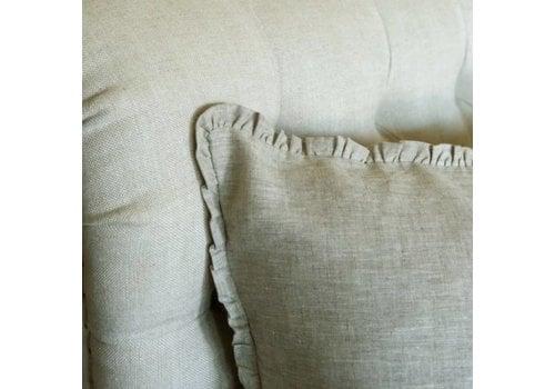 Linen Euro Pillow Sham