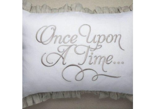 Once Upon a Time Pillow 12 x 18