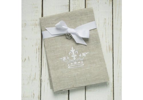 Crown Napkin Gift Set