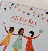 All For You, Gift Book