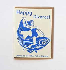 Happy Divorce! Card