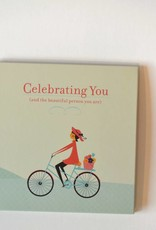 Gift Book, Celebrating You