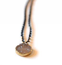 Serenity Druzy Necklace