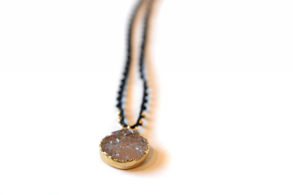 Serenity Druzy Necklace