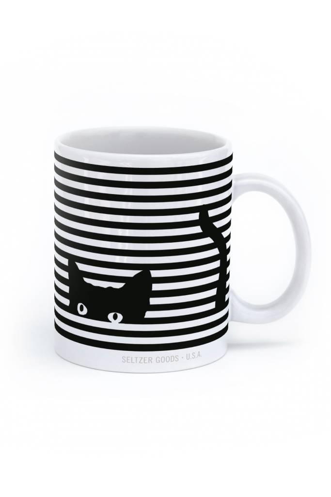Cat Stripes Mug