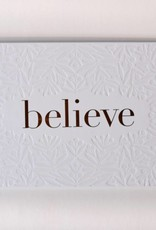 Believe, Gift Book