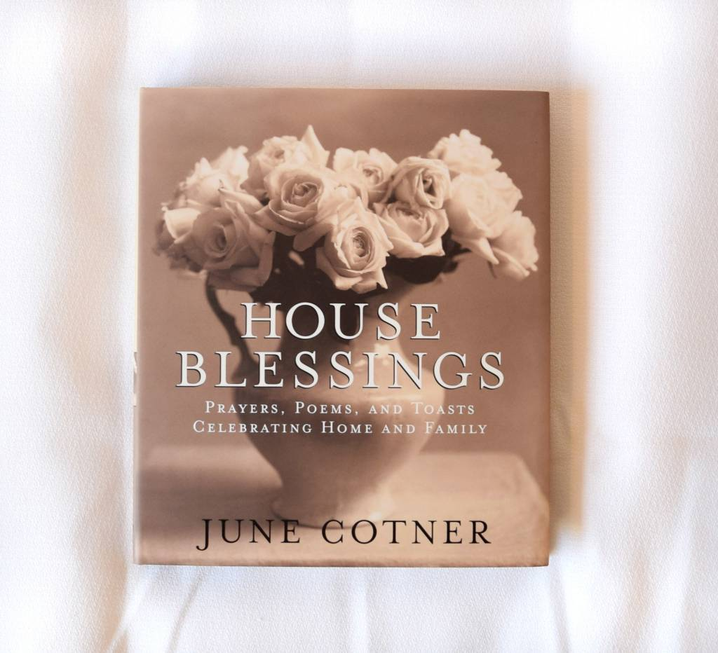 Book, House Blessings