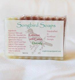 Geranium Soap Bar