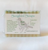 Soap Bar, Basil Lime