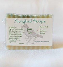 Basil Lime Soap Bar