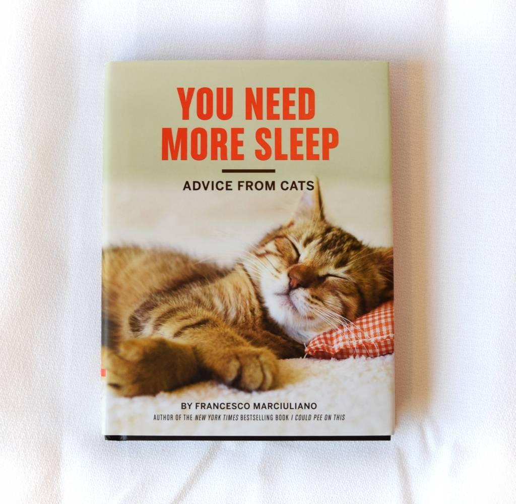 Book, You Need More Sleep