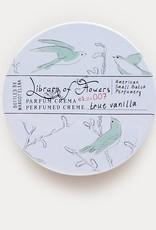 Parfum Crema. Library of Flowers. True Vanilla