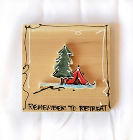 Remember to Retreat