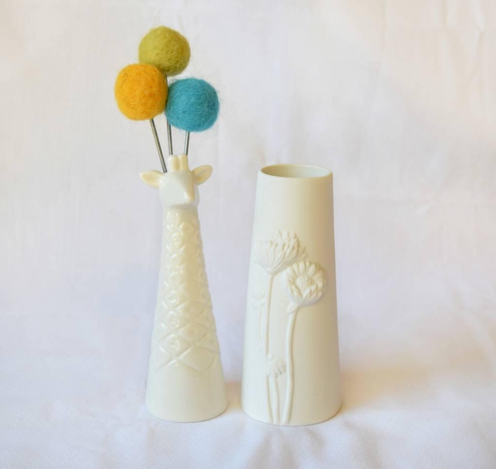 Giraffe Vase, Chive