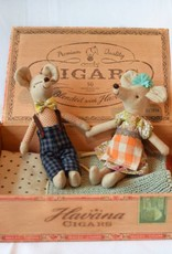 Maileg, Mum & Dad, Cigar Box