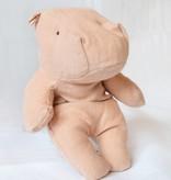 Maileg Safari Hippo, Rose