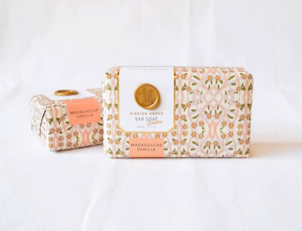 Madagascar Vanilla Soap Bar, Soap & Paper