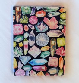 Watercolor Gems Journal