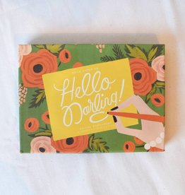 Hello, Darling! Social Stationery