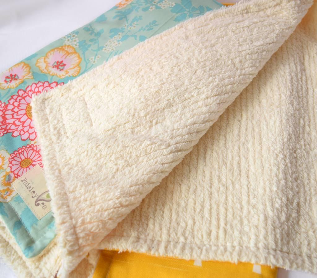 Paisley Pea Blankets