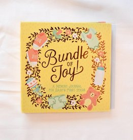 Bundle of Joy, First Year Guided Journal