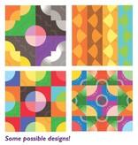 eeBoo Design Tile Game