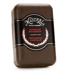 Bourbon Vanilla Men's Soap