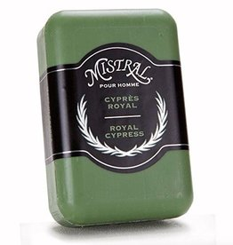 Royal Cypress Men's Soap