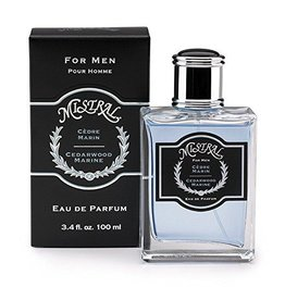 Cedarwood Marine Cologne