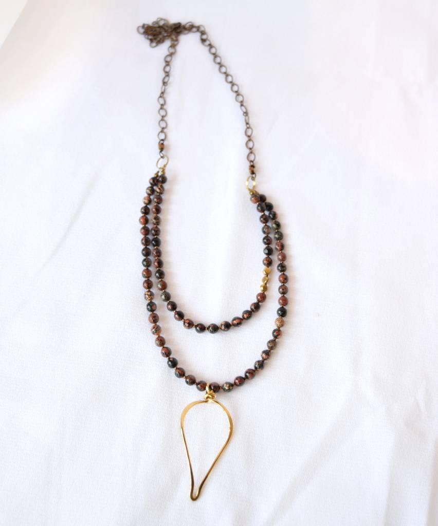 Mekong Necklace, Simon & Ruby