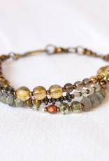 Gypsy Bracelet, Simon & Ruby