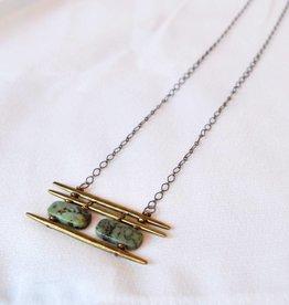 Bahti Turquoise Necklace