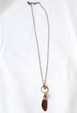 Dione Copper Necklace, Simon & Ruby