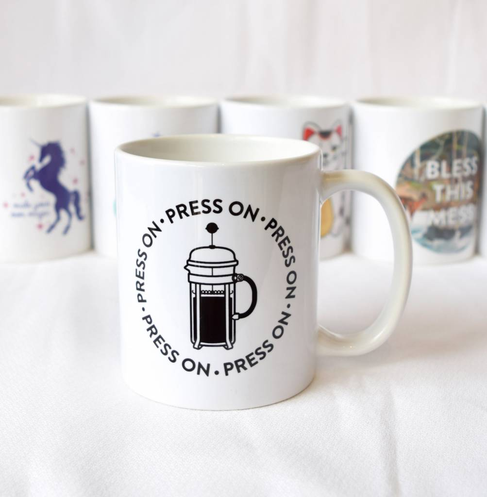 Mugs for Great Mornings
