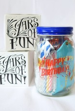 Birthday in a Jar