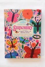 Stationery Set, Butterflies
