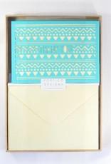 Tribal Notecard Set