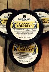 Bloody Knuckles Hand Repair Balm, Duke Cannon