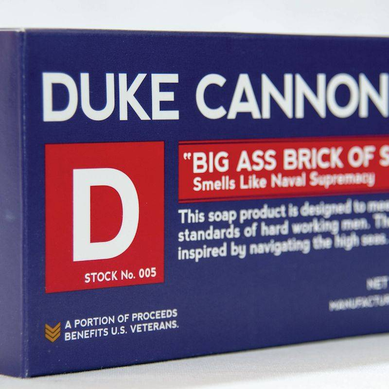 Big Ass Brick of Soap | Naval Supremacy, Duke Cannon