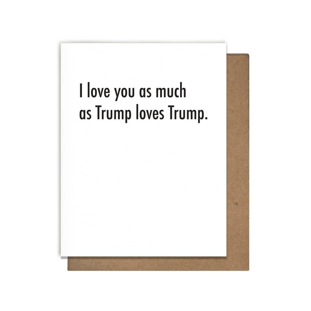 Letterpress Affection Cards by  Matt Butler
